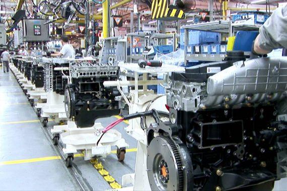 engine assemble