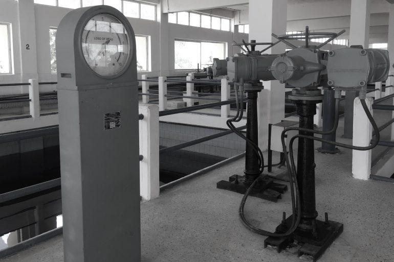 Flow Meter – Centralised